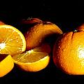 Oranges by Randy Harris