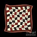Order Nine Magic Square Puzzle by Pet Serrano