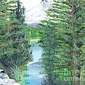 Oregon Reverie by Alys Caviness-Gober