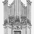 Organ, 1760 by Granger