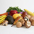 Organic Produce by Photo Researchers