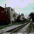 Orlando Tracks by George Pedro