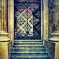 Ornate Entrance Gate by Jill Battaglia