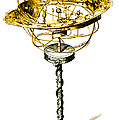 Orrery Illustration by Science Source