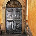 Orvieto Doorway by Greg Matchick