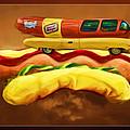 Oscar Mayar Car by Blake Richards
