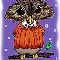 Oscar Owl by Tammy Talerico