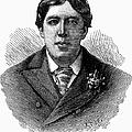Oscar Wilde (1854-1900) by Granger