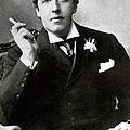 Oscar Wilde, Irish Author by Photo Researchers