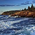 Otter Cliffs by Rick Berk