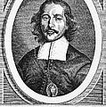 Otto Von Guericke (1602-1686) by Granger