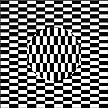 Ouchi Illusion by