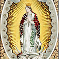 Our Lady Of Guadalupe, Originally by Everett