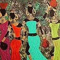 Out Of Africa by Anuradha Mukherji