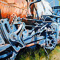 Out Of Gear by Chris Steinken