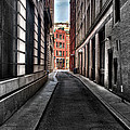 Out Of The Alley by Mark Valentine