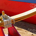 Outrigger Rigging - 2 by Mary Deal