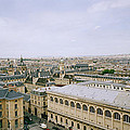 Looking Over Paris by Shaun Higson