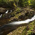 Overlook Falls 1 by John Brueske
