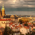Overlook Prague by John Galbo