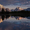 Oxbow Bend  by Greg Nyquist