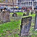 Oxford England Graveyard by Jack Schultz