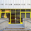 Pacific Film Archive Theater . Uc Berkeley . 7d10200 by Wingsdomain Art and Photography