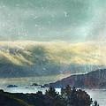 Pacific Ocean Fog Bank  by Jill Battaglia