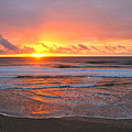 Pacific Sunset by Eric Tressler