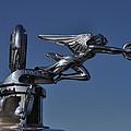 Packard Angel Hood Ornament by Bill Cannon