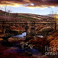 Packhorse Bridge by Nigel Hatton