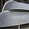 Paddle Wheeler Lifeboats by Bill Owen
