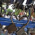 Padlocks And Keys by Sami Sarkis