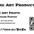 Padre Art Productions Qr Card by Padre Art