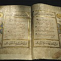 Pages Of A 13th Century Koran by Kenneth Garrett