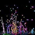 Paint Splatter by Edward Durbin