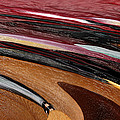 Paint Strokes by Pam Gleichman
