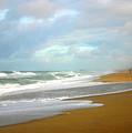 Painted Beach by Cindy Haggerty