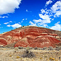 Painted Hills In Eastern Oregon by Athena Mckinzie