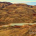 Painted Hills Lake by Adam Jewell