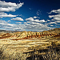 Painted Hills Oregon by Steve McKinzie