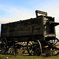 Painted Wagon by Steve McKinzie