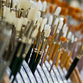 Painting Brushes by Annia