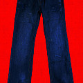 Pair Of Jeans 2 - Painterly by Wingsdomain Art and Photography
