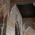 Palace Stonework by Lorraine Devon Wilke