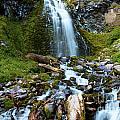Palaikni Falls Valley by Adam Jewell