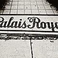 Palais Royal by Scott Pellegrin