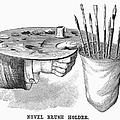 Palette And Brushholder by Granger