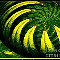 Palm Tree Abstract by Rose Santuci-Sofranko