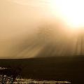 Palsko Lake Sunburst by Ian Middleton